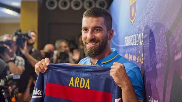 El Barça pide a FIFA y RFEF inscribir a Arda en Liga