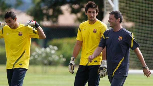 """Oier advierte a Masip: """"Se quemará en el Barça como yo"""""""