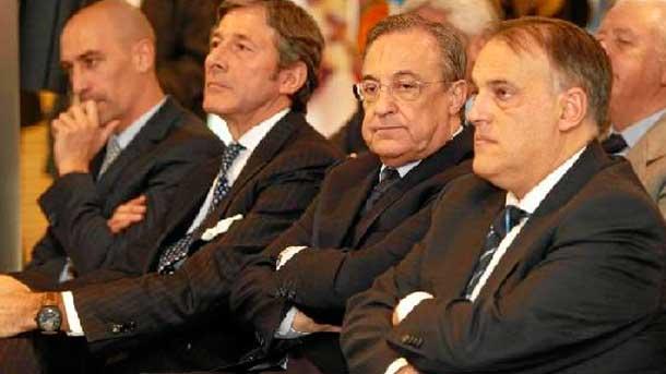 El Madrid llamó al presidente de la LFP por el 'caso de Gea'