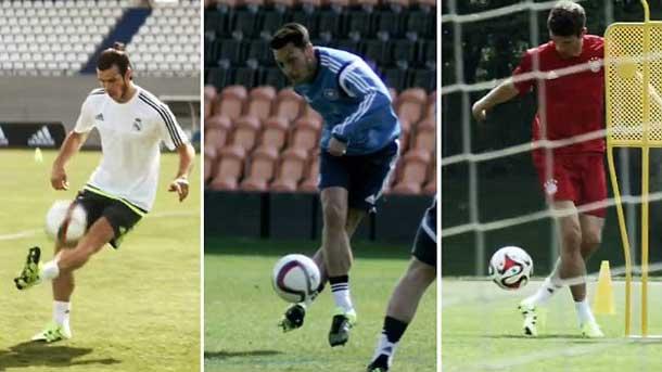 originale qualità del marchio disabilità strutturali They challenge to Leo Messi in the new announcement of the mark Adidas