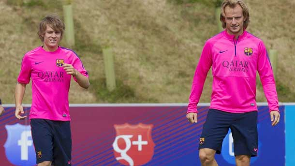 The Croatian midfield player thinks that halilovic only thinks in improving