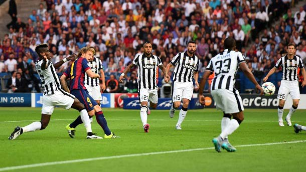Video Summary Juventus 1 Fc Barcelona 3 Final Champions 2015