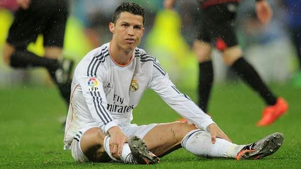 The Knee Of Cristiano Goes Back To Light The Alarms