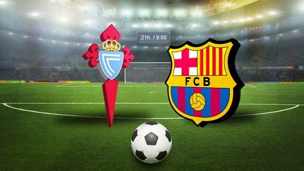 The Previous Of The Party Celtic Of Vigo Vs Fc Barcelona 21 00 9 00 Pm