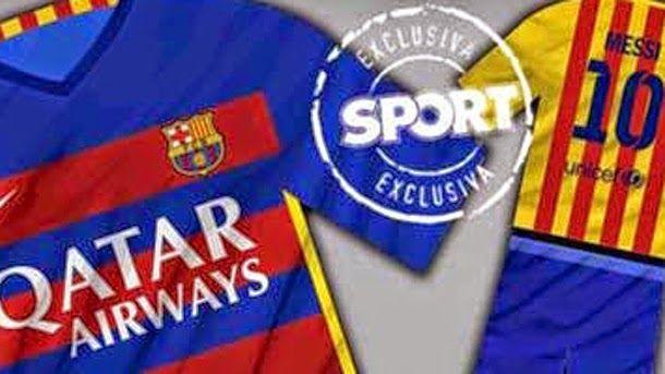 Así serán las nuevas camisetas del Barça 2015-16 - FC Barcelona Noticias bb9920eb4da