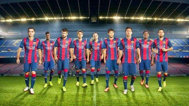 Jugadores del fc barcelona para la temporada 2014 2015