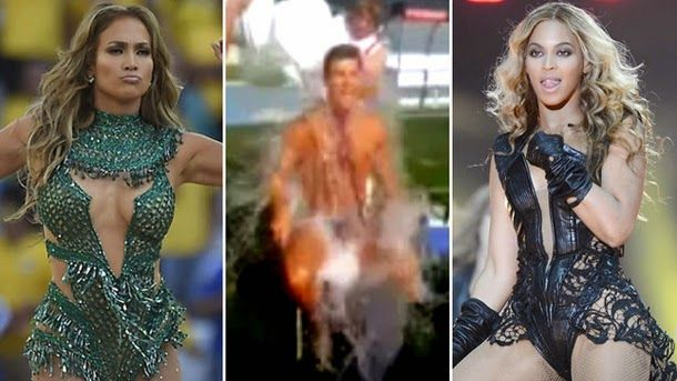 CR7 accepts the challenge and nominates to Beyoncé and JLO in the