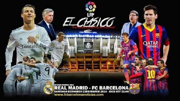 El Clasico 2014