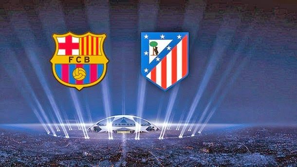 Fc barcelona vs atlético de madrid