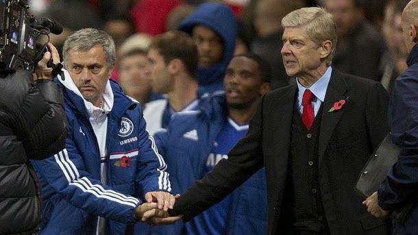 """Wenger, sobre 'Mou': """"Sus comentarios son tontos e irrespetuosos"""""""
