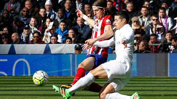 El Santiago Bernabéu la tomó con James Rodríguez e Isco