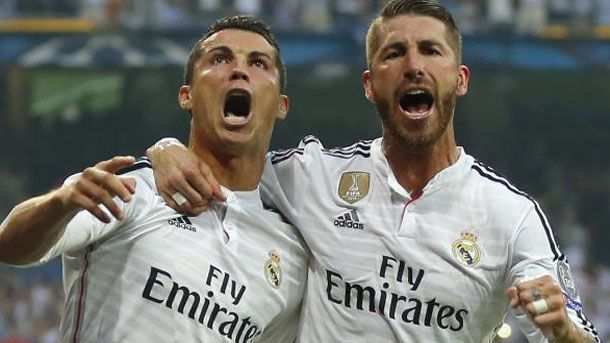 """Ramos y """"CR7"""" habr�an pedido a Florentino dejar el Madrid"""