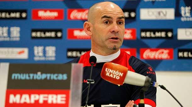 """Paco J�mez: """"El partido es important�simo, tenemos que seguir invictos"""""""