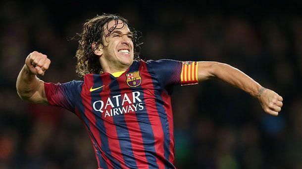 ¡Puyol volverá a vestir la camiseta del FC Barcelona!