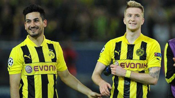 """Los tres jugadores del Dortmund que tendría """"vigilados"""" el Barça"""