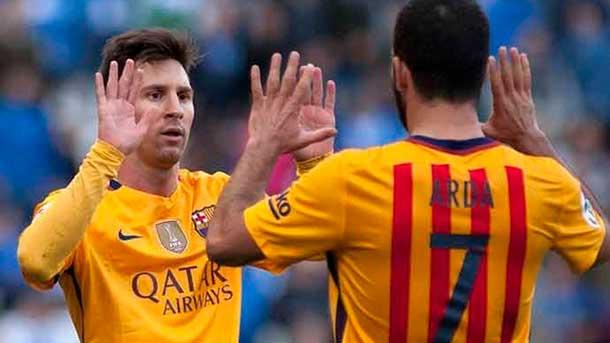 Luis Enrique sorprendió dejando a Iniesta en el banquillo ante el Eibar