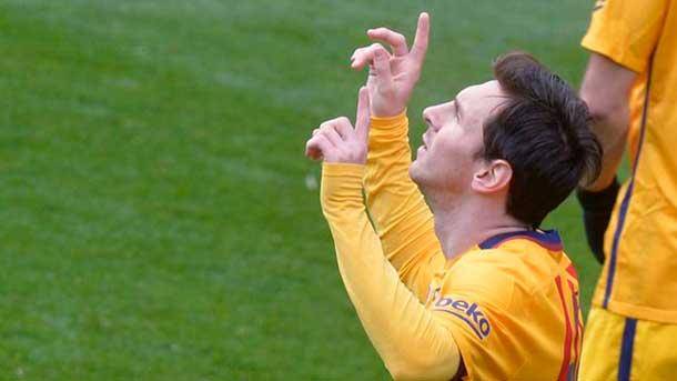 Messi sigue haciendo historia y superó otro récord en Eibar
