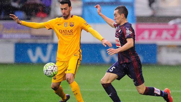 Vídeo resumen: SD Eibar 0 FC Barcelona 4 (Liga BBVA 2015-16 J28)