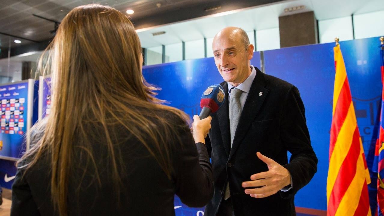 "Moix: ""Creo que el Nou Camp Nou gustará a todos los culés"""