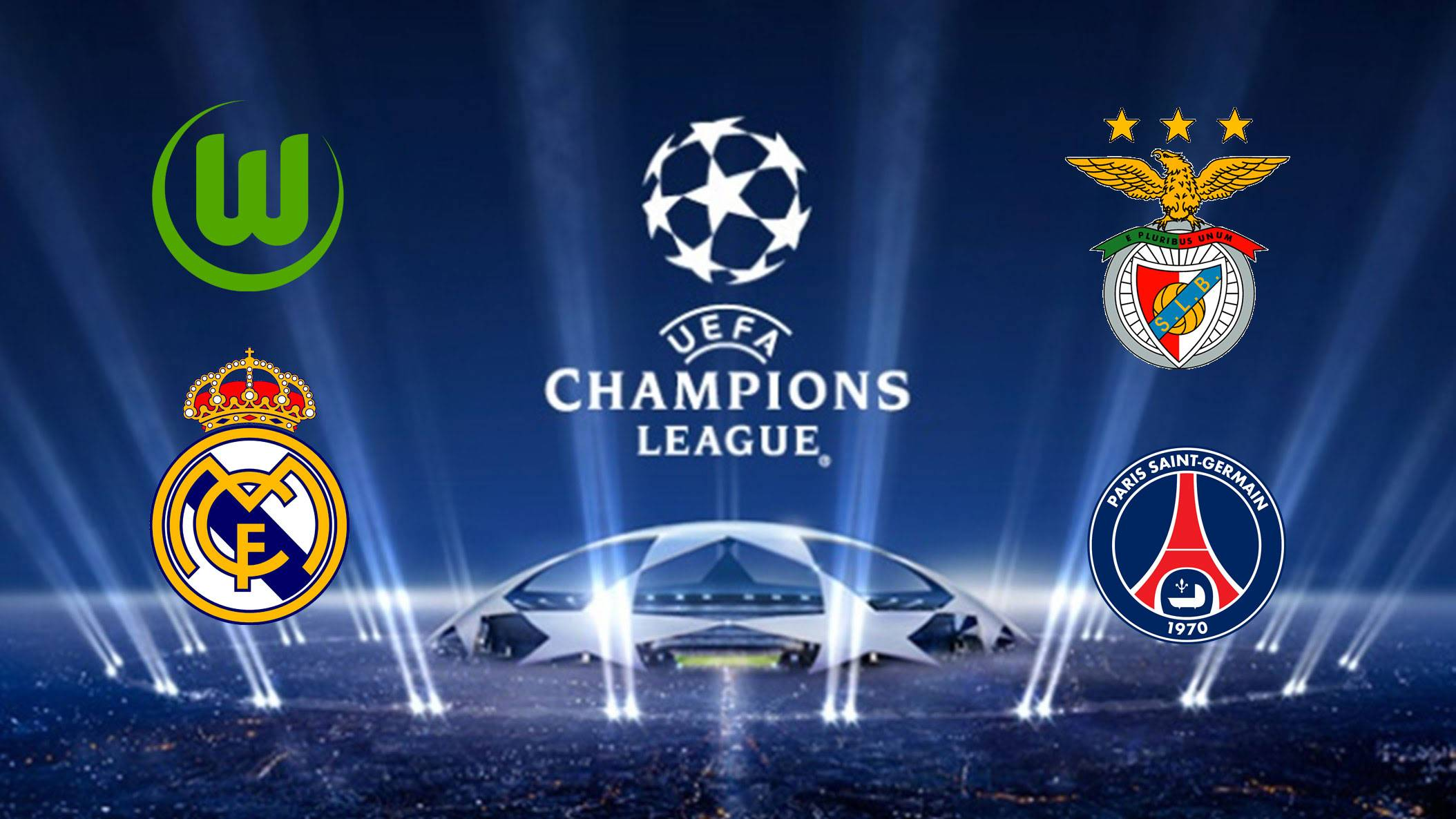 Cuatro posibles rivales para el Barça en cuartos de Champions - FC ...