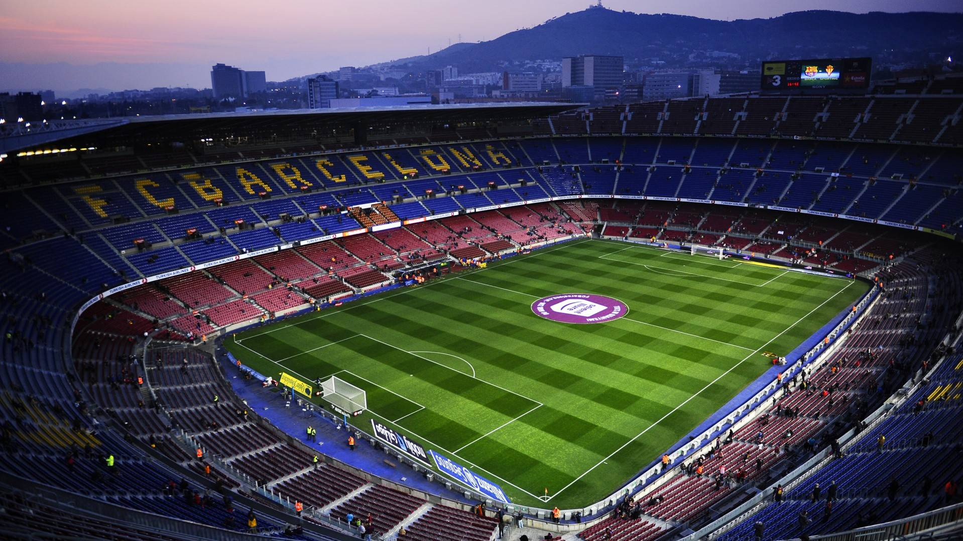 The Camp Nou Is The Most Expensive Field Of Spain