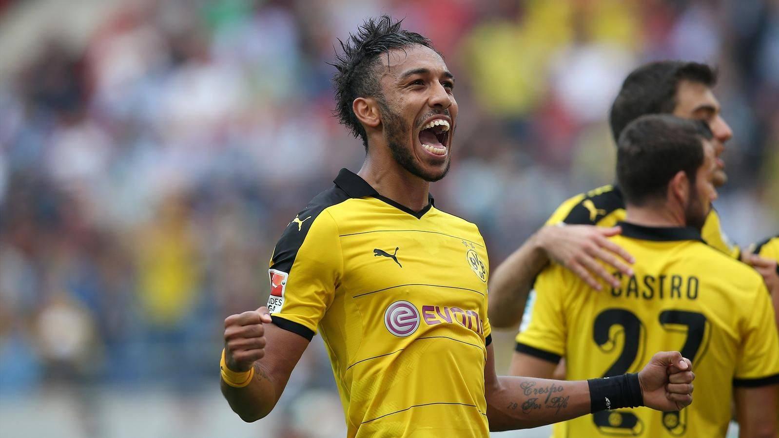 El Madrid sigue tras Aubameyang y el Dortmund se pone bravo
