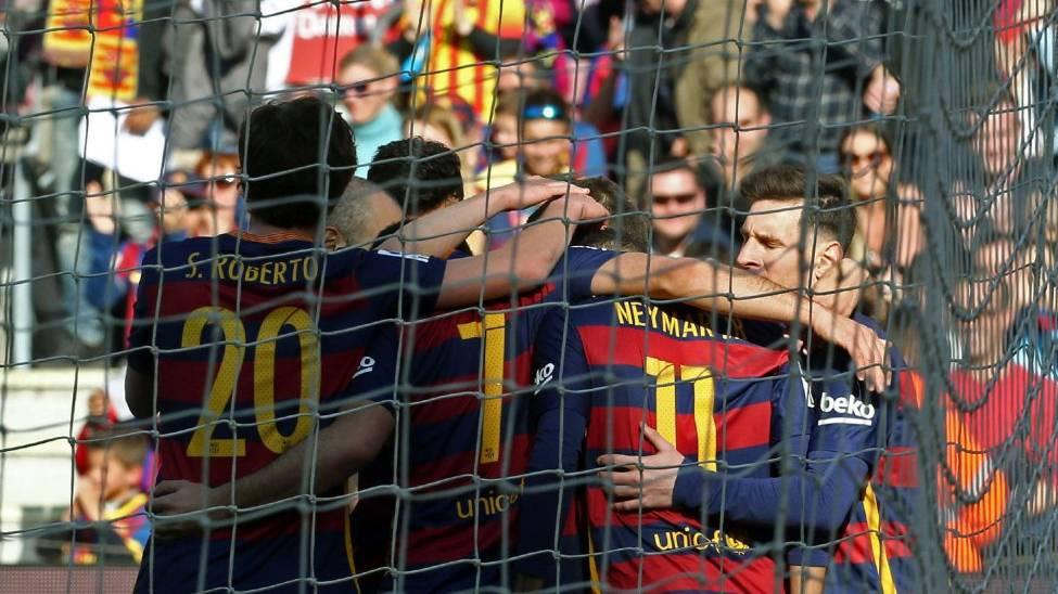 """Los """"invencibles de Lucho"""" siguen haciendo historia: 37 partidos sin perder"""