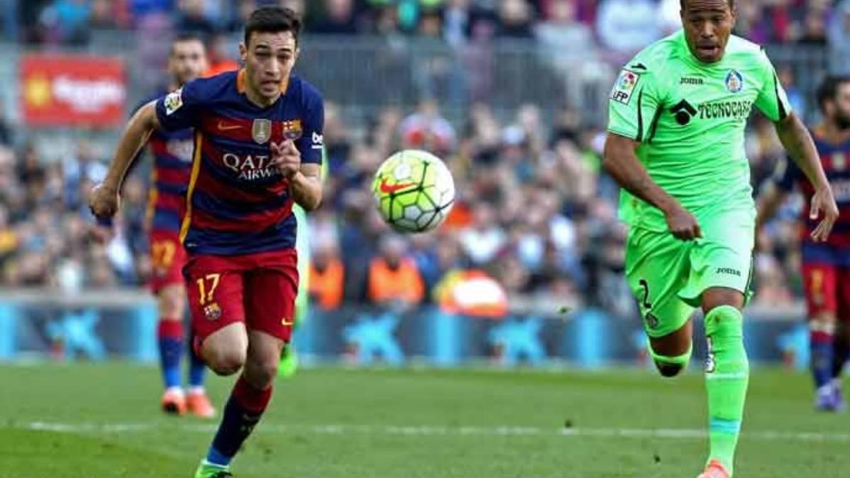 Camiseta FC Barcelona Munir