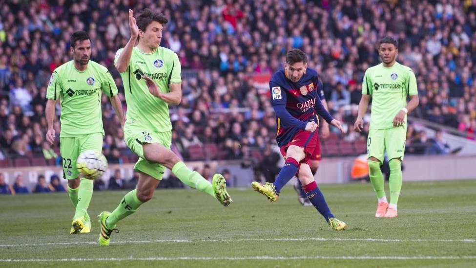 """La """"bestia"""" Leo Messi despierta: diez goles en cinco partidos"""