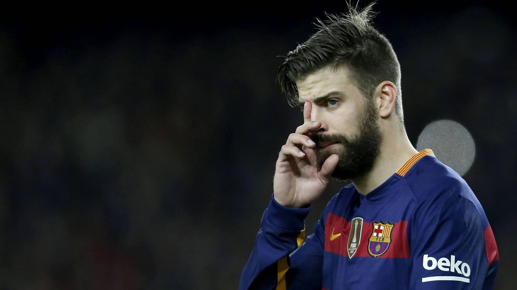 """Piqué: """"Ya meteremos los penaltis en los partidos importantes"""""""