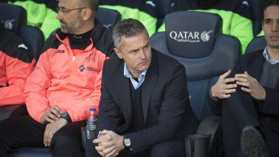 """Escribá: """"El Barça te gana por individualidades y por colectivo"""""""