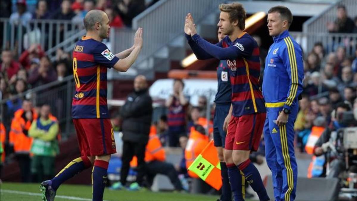 """Iniesta: """"Treinta y siete partidos sin perder en este fútbol es una barbaridad"""""""
