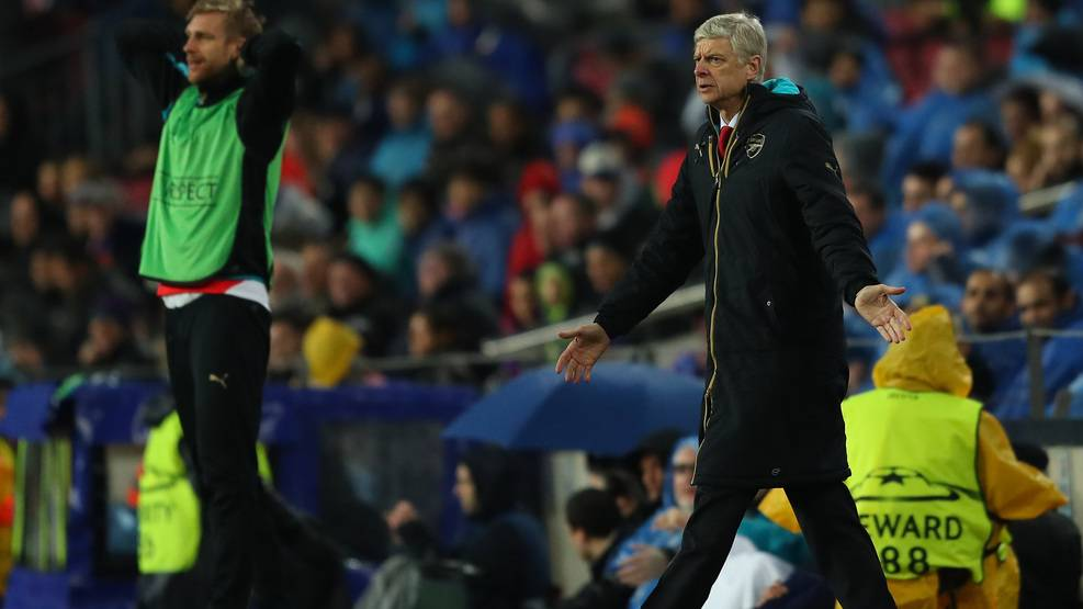 "Wenger: ""El Bar�a transforma la vida normal en arte"""