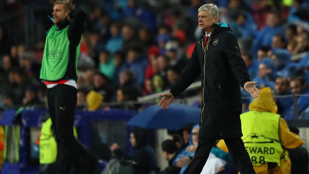 """Wenger: """"El Barça transforma la vida normal en arte"""""""