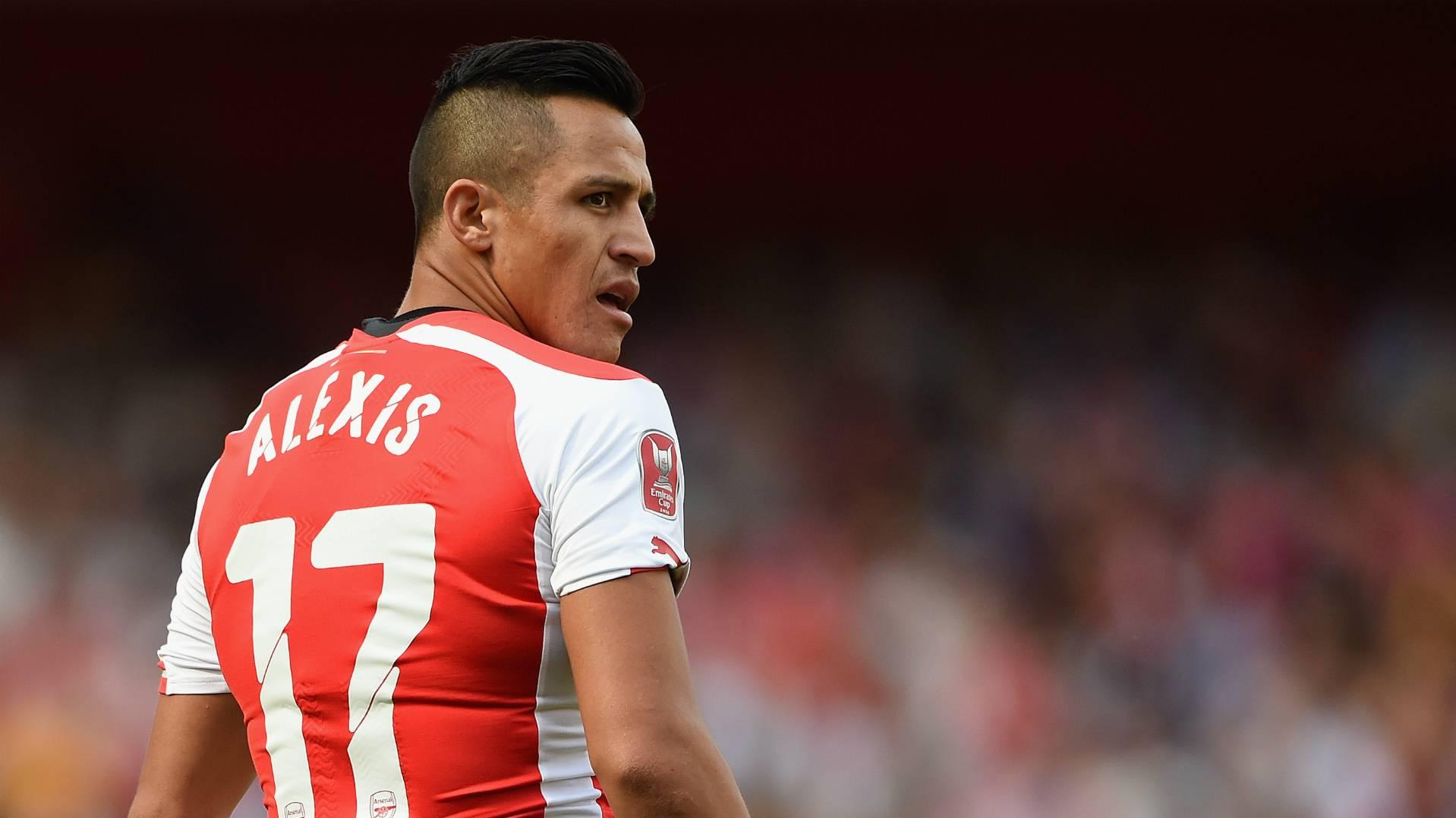 """Alexis, """"humillado"""" por la prensa tras el Barça-Arsenal"""