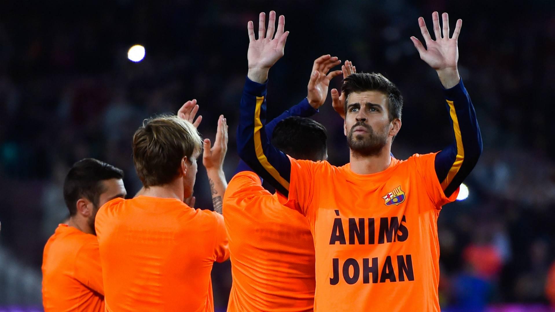 Comunicado del Barça y pésame a la familia Cruyff