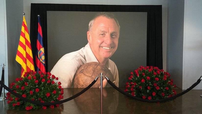Johan Cruyff, Medalla de Oro de la Real Orden del M�rito deportivo