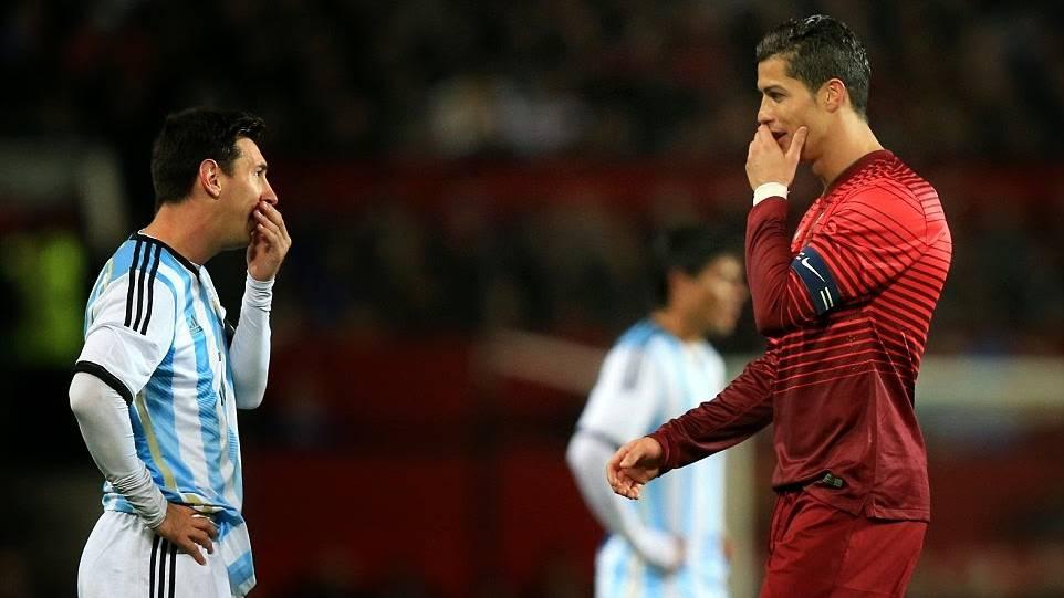 """""""En Portugal hay gente que daría el Balón de Oro a Messi y no a CR"""""""